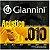 Jogo De Cordas Para Violão Aço Giannini Acústico 010 - Imagem 1