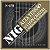 Jogo De Cordas Violão Nylon Tensão Alta Nig N-470 - Imagem 1