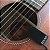 Captador Piezo De Contato Sound Clip Para Violão Aço - Imagem 2