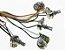 Circuito Ativo Baixo 3 Bandas 5 pot. Custom Sound ccb 9060 - Imagem 2