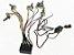 Circuito Ativo Baixo 3 Bandas 5 pot. Custom Sound ccb 9060 - Imagem 5