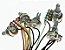 Circuito Ativo Baixo 3 Bandas 5 pot. Custom Sound ccb 9060 - Imagem 3