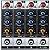 Mesa De Som Mixer Profissional 4 Canais KSR Bluetooth Usb - Imagem 3
