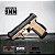 Pistola DFA Arex Delta 9mm  Mod. FDE  - Imagem 1