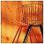 Cadeira Berta Decorativa Preta - Overseas - Imagem 7