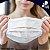 Máscara Descartável - 500 unidades - Tripla Proteção Com Clip Nasal  - Imagem 6