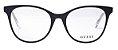 Óculos Guess Cristal Preto e Transparente GU 2734 003 51 - Imagem 1