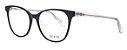 Óculos Guess Cristal Preto e Transparente GU 2734 003 51 - Imagem 2
