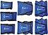 Tornozeleira e Caneleira com Velcro de 0,5 Kg Carci (unitário) - Imagem 1