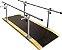 Barra Paralela Simples 2m para Reabilitação Carci - Imagem 1