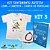 Kit Sentimento Autista: Camiseta + caneca de porcelana + livro - Imagem 3