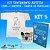 Kit Sentimento Autista: Camiseta + caneca de porcelana + livro - Imagem 5