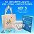 Kit Sentimento Autista: Ecobag + caneca de polímero + Livro - Imagem 3