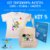 Kit Sentimento Autista: Ecobag + Camiseta + Livro - Imagem 5