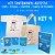 Kit Sentimento Autista Completo: Ecobag + Camiseta + Caneca Polímero + Livro - Imagem 4