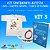 Kit Sentimento Autista: Camiseta Infanto Juvenil + Caneca de Polímero + Livro - Imagem 3