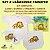 Kit Livro O Leãozinho Faminto - Livro + Camiseta Infanto Juvenil + Ecobag + Caneca Leãozinho - Imagem 1