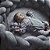 Protetor Trançado - COR: Cinza Escuro - Imagem 2