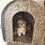 Casinha para cachorro reciclada porte medio - Imagem 2