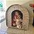 Casinha para cachorro reciclada porte medio - Imagem 8
