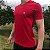 Camiseta Básica - Vermelha - Imagem 4