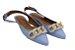 SLINGBACK CORRENTES - BLUE BLUE - Imagem 2