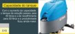 Lavadora Automática De Pisos Elétrica A Cabo Disco 510 AL450 Artlav - Imagem 5