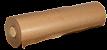Bobina de Papel Kraft 40 cm - Grossa 60g - Imagem 1
