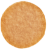 Kraft Parafinado Redondo 26cm - Imagem 1
