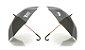 Guarda-chuva Pongee 190T. Varetas em fibra de vidro à prova de vento. ø1040mm - 99145 - Imagem 1