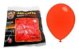 Balão Látex Neon Laranja Tamanho 8 c/ 25 unidades - Imagem 1