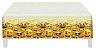 Toalha Plástica - Emoji c/ 1 unidade - Imagem 1