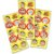 Adesivo Decorativo - Magali Melancia c/30 unidades - Imagem 1
