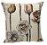 Capa para Almofada Floral  - Imagem 1