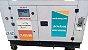 Grupo Gerador a Diesel 22Kva Carenado Marca Yanmar (Seminovo) - Imagem 1