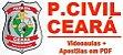 Videoaulas POLÍCIA CIVIL CEARÁ 2014 (763 vagas de nível superior) - Delegado, Inspetor e Escrivão (salário até R$ 14,5 mil) - Cód.: PC-CE - Imagem 1