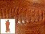 Pele de Canela de Avestruz Exótica - Cor: ref.02 - Classificação: II - Imagem 1
