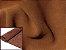 Rolos de Camurça Bovina - Cor: Caramelo - 1.2 mm - Imagem 1