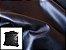 Pelica de Cabra - Cor: Preta - 0.6/0.8 mm - Imagem 1