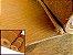 Rolos de Sola Cromo de Búfalo - Cor: Mostarda - 4.0/6.0 mm - Imagem 1