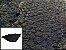 Pele de Peixe Tilápia - Cor: Preta - Imagem 1