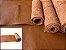 Rolos de Couro Relax - Cor: Caramelo - 1.2/1.4mm - Imagem 1