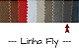 Couro Linha Fly - Cor: Café - 0.8/1.0mm - Imagem 3