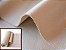 Rolos de Couro Fly - Cor: Bege- 0.8/1.0mm - Imagem 1