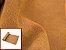 Rolos de Camurcinha Suína - Cor: Ferrugem - 0.4/0.6 mm - Imagem 1