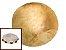 Disco de Pele de Carneiro - Couro para Pandeiros, Tambores, Bongôs. 35cm / 45cm - Imagem 1