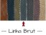 Couro Linha Brut - Cor: Taupe - 1.0/1.6 mm - Imagem 7
