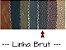 Couro Linha Brut - Cor: Bistre - 1.0/1.4 mm - Imagem 4