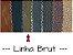 Couro Linha Brut - Cor: Salt - 1.0/1.4 mm - Imagem 3