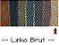 Couro Linha Brut - Cor: Sépia Antique - 1.0/1.4 mm - Imagem 5